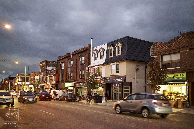 Bloor Street West, Toronto