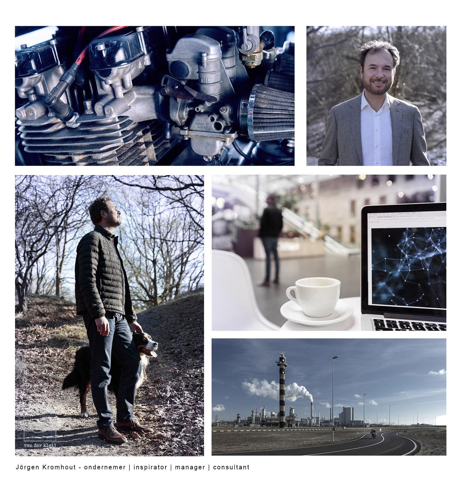 Jörgen Kromhout - ondernemer | inspirator | manager | consultant