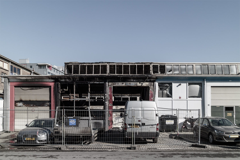 Melkwegstraat, Binckhorst, Den Haag - 27 februari 2019