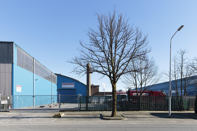 Zonweg, Binckhorst, Den Haag – 25 maart 2017