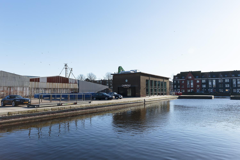 Capriole, Fokkerhaven, Fokkerkade, Binckhorst, Den Haag – 25 maart 2017