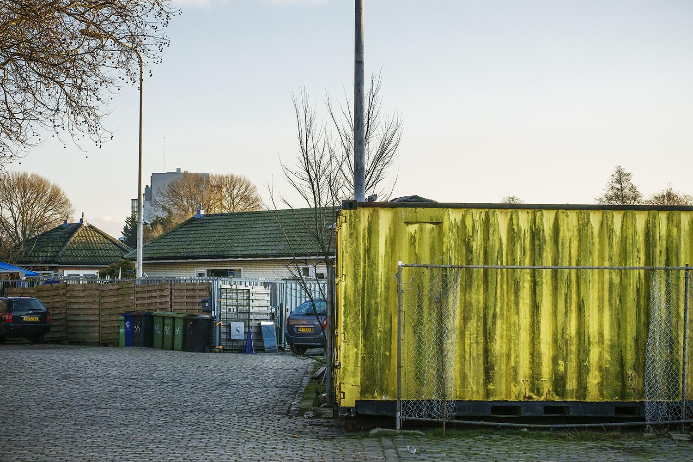 Jupiterkade, Binckhorst, Den Haag – 25 december 2018