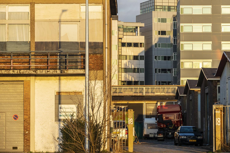 Melkwegstraat, Binckhorst, Den Haag – 25 december 2018