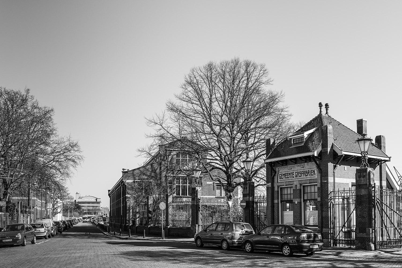 Gemeente Gasfabriek, Trekvlietplein, Binckhorst, Den Haag – 27 februari 2019