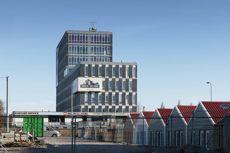 Binck Eiland, Binckhorstlaan, Binckhorst, Den Haag – 25 maart 2017